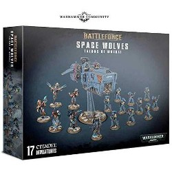 Games Workshop Warhammer 40,000 Space Wolves: Talons of Morkai