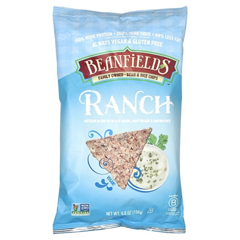 Beanfields Ranch Bean & Rice Chips - 5.5 oz - image 1 of 1