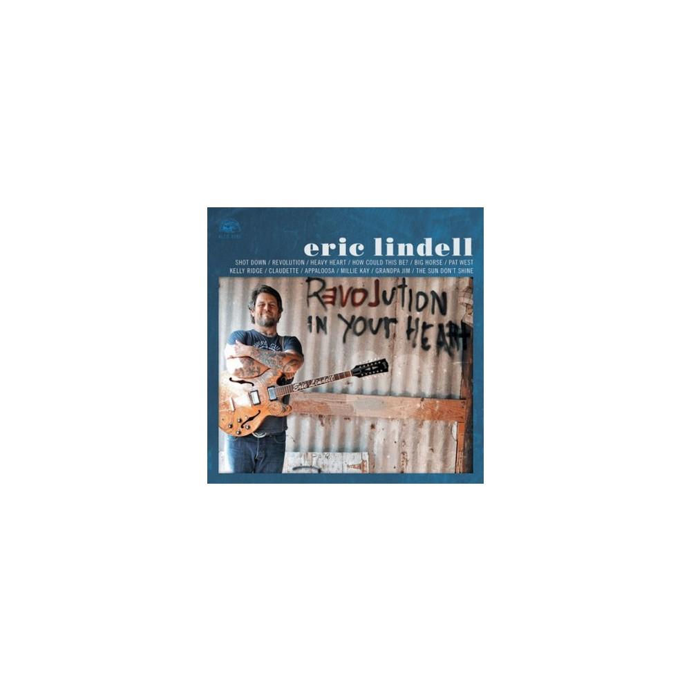 Eric Lindell - Revolution In Your Heart (Vinyl)