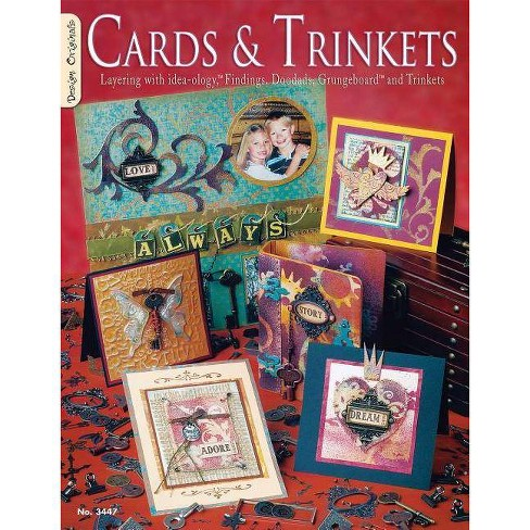 Cards & Trinkets - (Design Originals) by  Suzanne McNeill (Paperback) - image 1 of 1