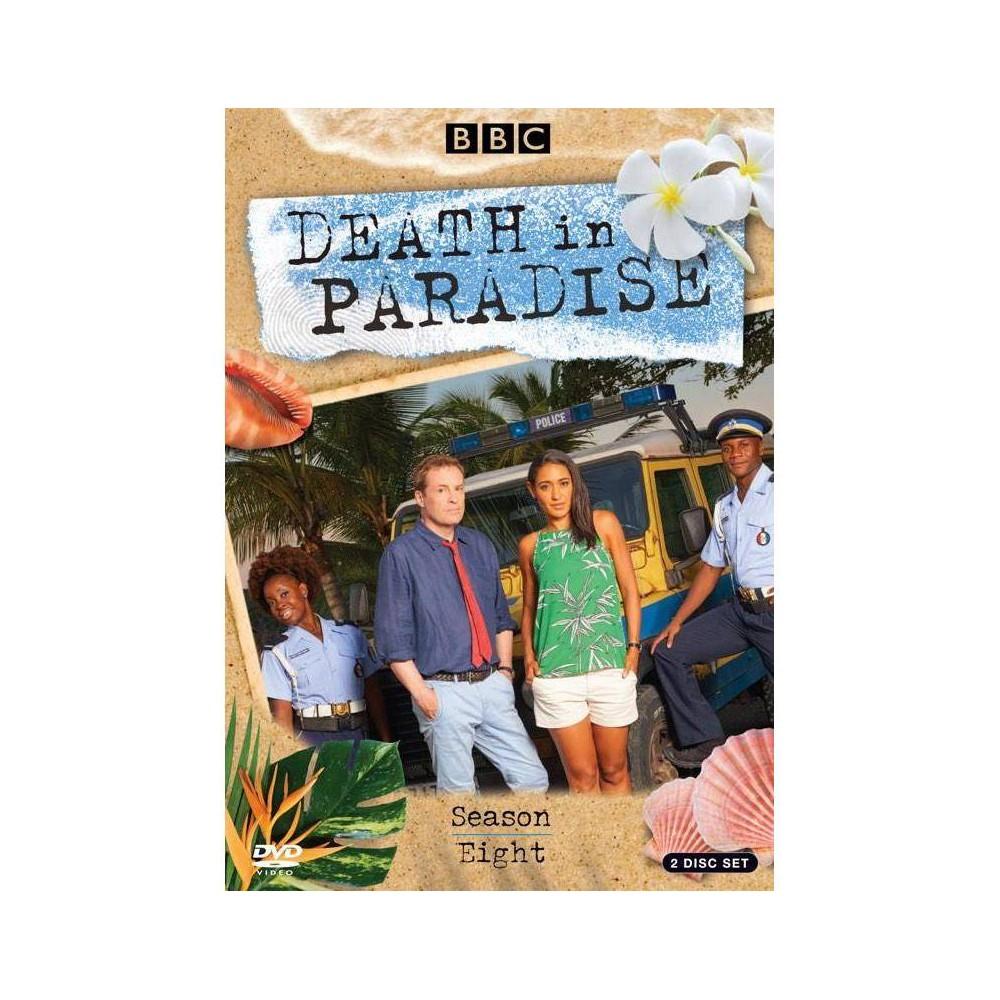 Death In Paradise: Season 8 (DVD)