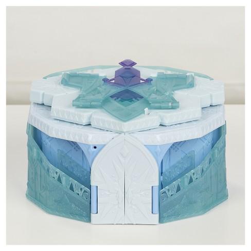 Verrassend Disney Frozen Little Kingdom Elsa's Magical Rising Castle : Target UE-15