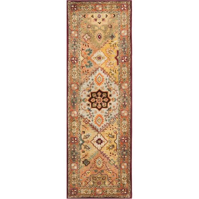 Persian Legend PL812 Hand Tufted Traditional Rug  - Safavieh
