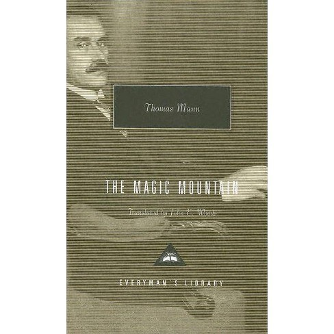 The Magic Mountain - (Everyman's Library Classics & Contemporary Classics) by  Thomas Mann (Hardcover) - image 1 of 1