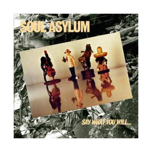 Soul Asylum - Say What You Will: Everything Can Happen (Vinyl) - image 1 of 1