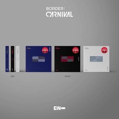 ENHYPEN - BORDER : CARNIVAL (Target Exclusive, CD)
