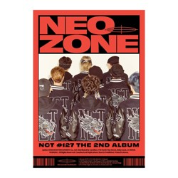 NCT 127 - NCT #127 Neo Zone (C Ver.) (CD)