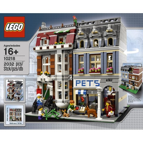 LEGO® Creator Expert Pet Shop 10218 - image 1 of 2