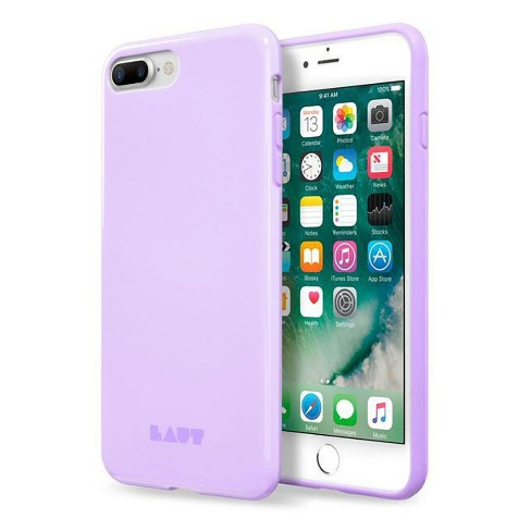 LAUT IPhone 8 Plus 7 Plus 6 Plus Case Huex - Violet   Target 30be179b6e3f0