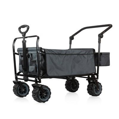 Picnic Time GT Utility Folding Adventure Wagon - Gray