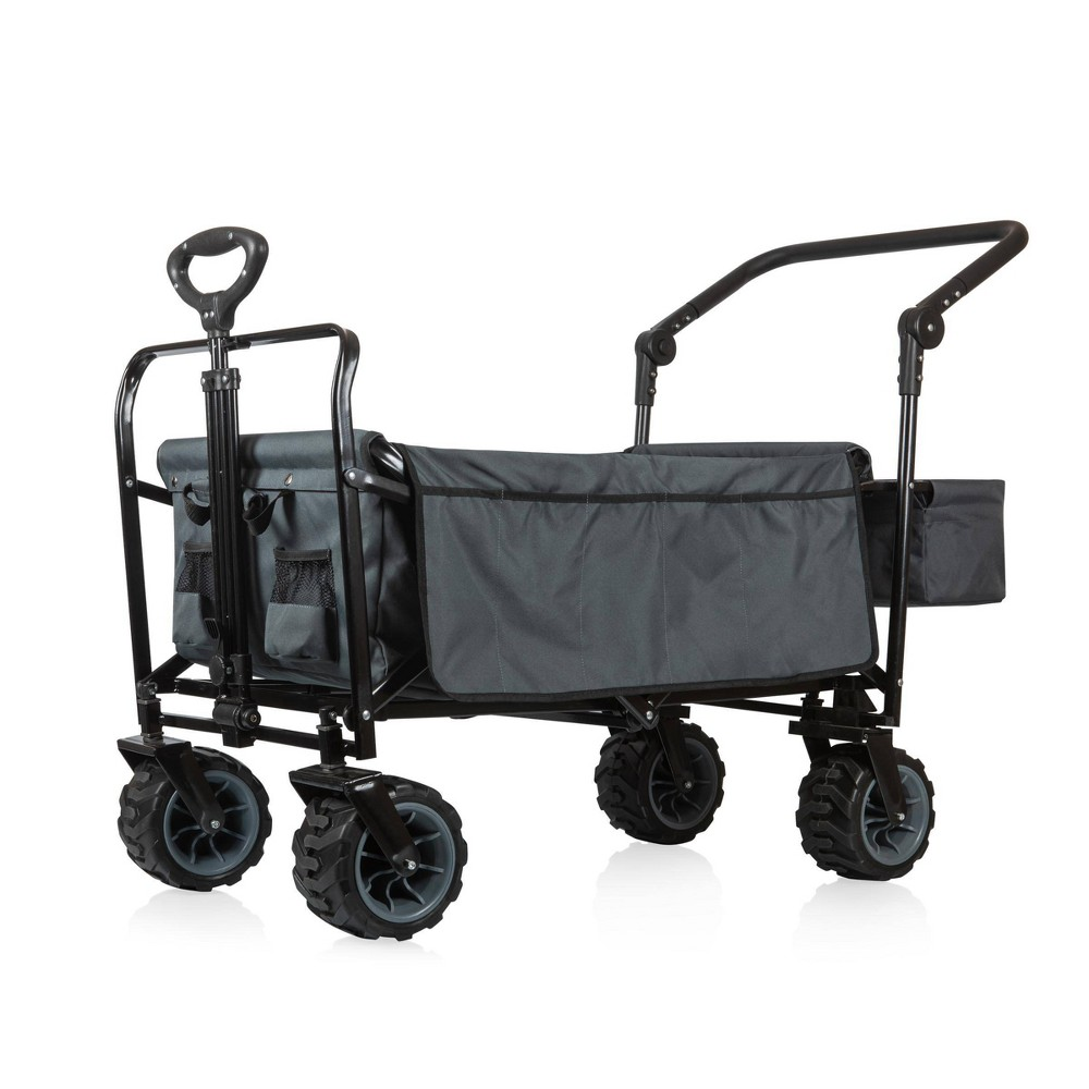 Image of Picnic Time GT Utility Folding Adventure Wagon - Gray