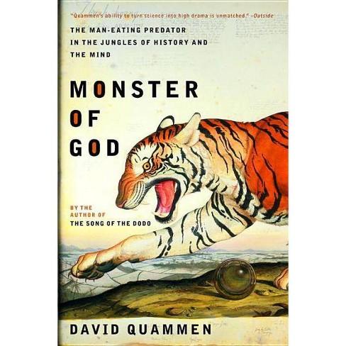 Monster of God - by  David Quammen (Paperback) - image 1 of 1
