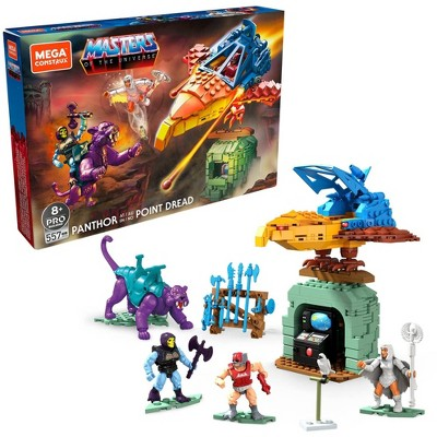 Mega Construx Masters of the Universe Capture Of Point Dread Construction Set