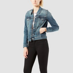 DENIZEN® from Levi's® Women's Original Trucker Jacket - Heartbreaker M