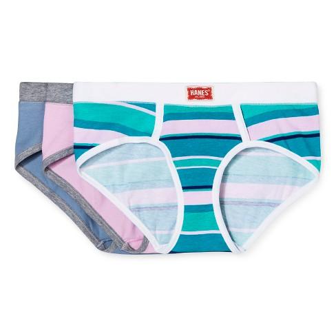 6bba3744a1b4 Hanes Premium Women's Boyfriend Hipster Panties with Comfortsoft Waistband  3pk