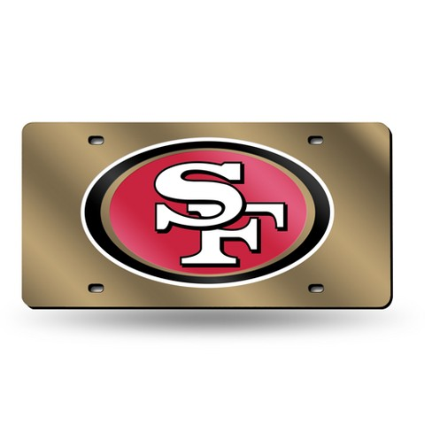 NFL Rico Industries Laser Cut Auto Tag - image 1 of 1