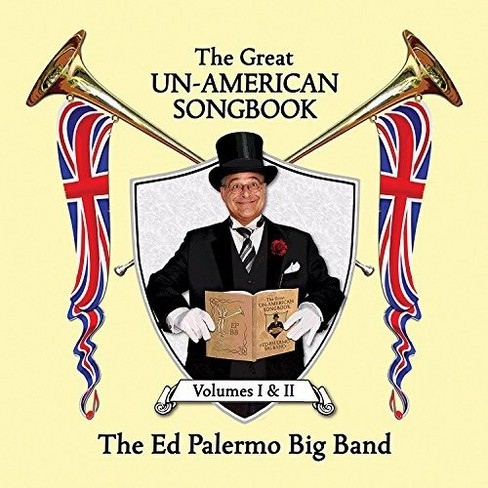 Ed Big Band Palermo - Great Un American Songbook Volumes I (CD) - image 1 of 1