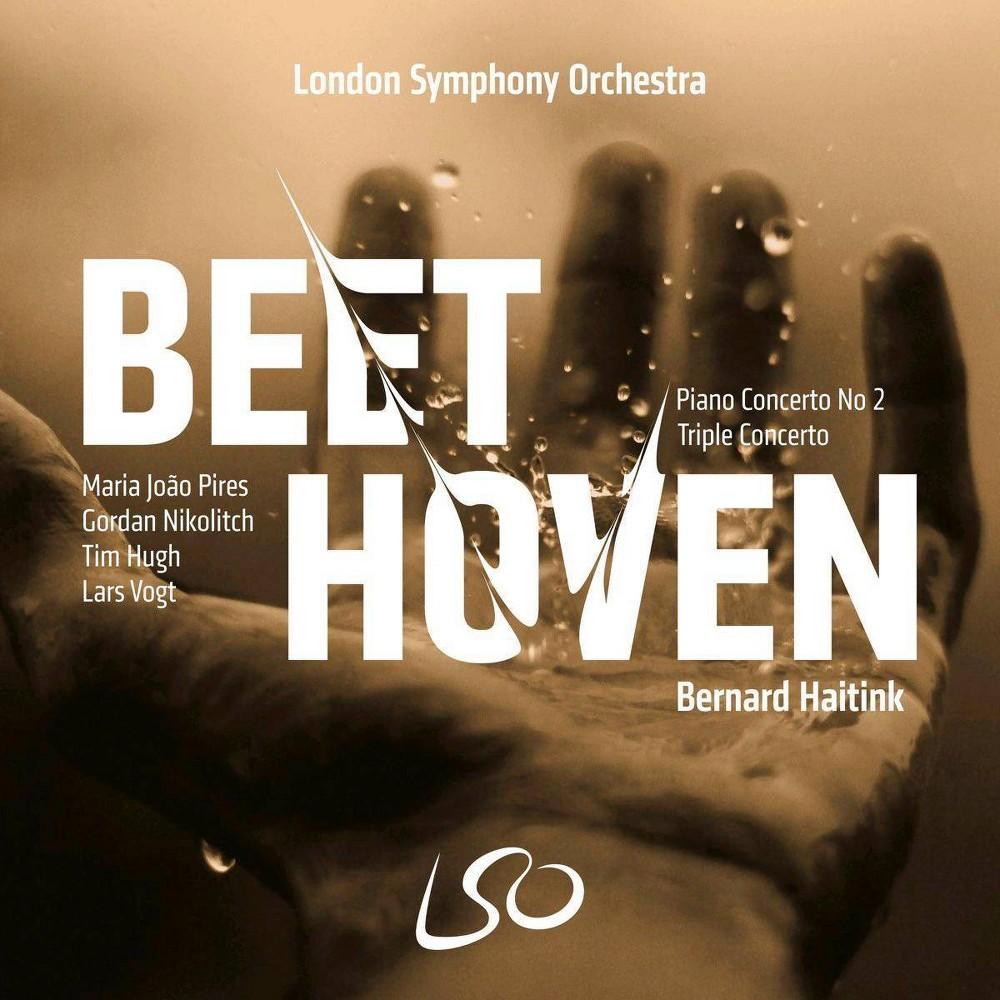 Maria Joao Pires Beethoven Piano Concerto No 2 Triple Concerto Cd