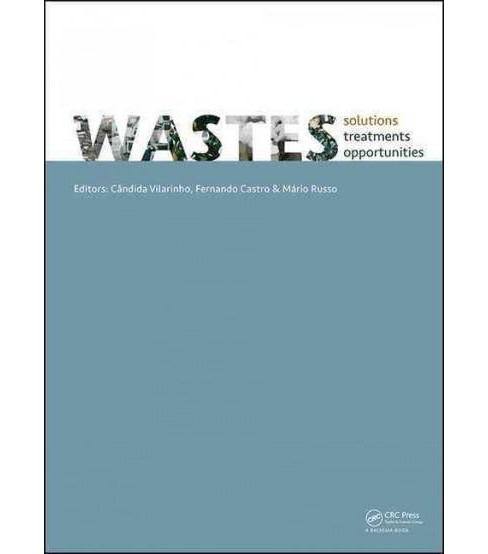 Wastes: Solutions, Treatments and Opportunities : Selected Papers from the 3rd Edition of the Internatio - image 1 of 1