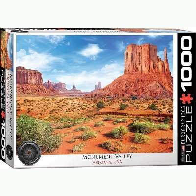 Eurographics Inc. Monument Valley 1000 Piece Jigsaw Puzzle