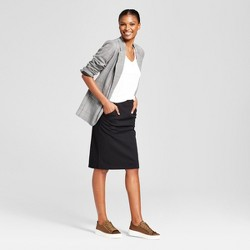 Women's Ponte Pencil Skirt - A New Day™