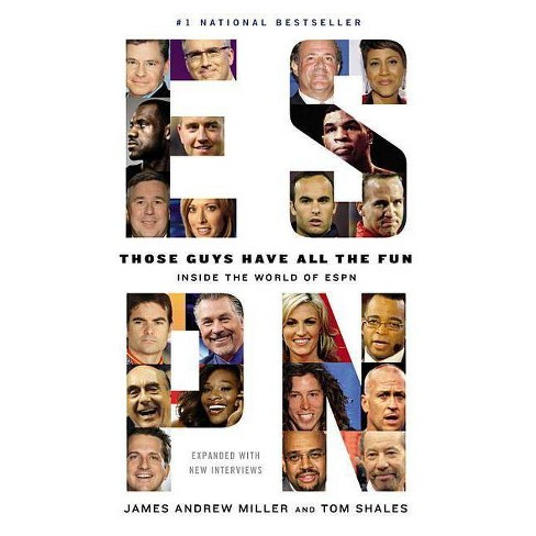 Those Guys Have All the Fun: Inside the World of ESPN (Paperback) - image 1 of 1