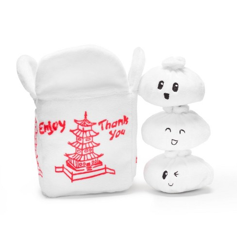 BARK dumplings dog toy - Andi's Famous Dumplings - image 1 of 4