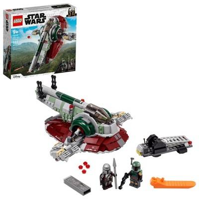 LEGO Star Wars Boba Fett's Starship 75312 Building Kit