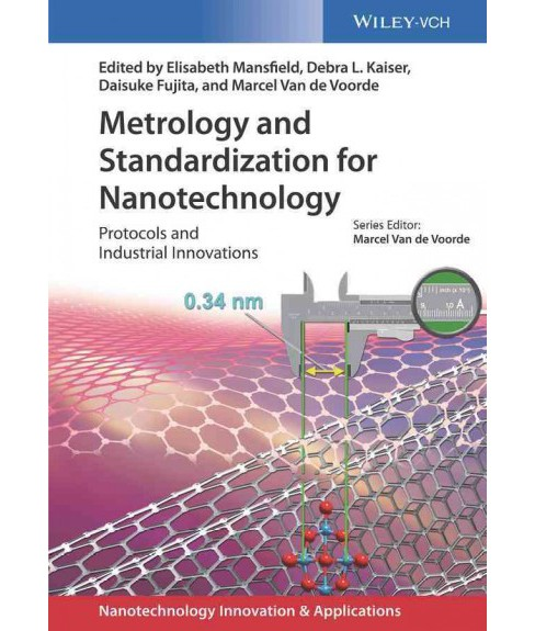 Metrology and Standardization for Nanotechnology : Protocols and Industrial Innovations (Hardcover) - image 1 of 1