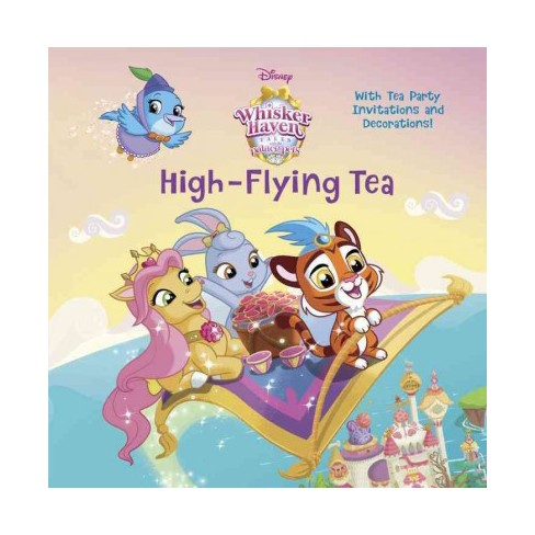 High-Flying Tea (Disney Palace Pets: Whisker Haven Tales) - (Pictureback(r)) (Paperback) - image 1 of 1