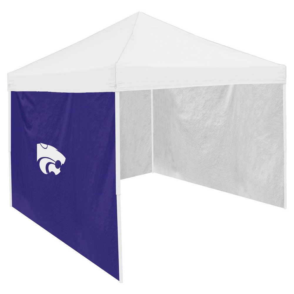NCAA Kansas State Wildcats Logo Brands 9x9 Canopy Side Panel