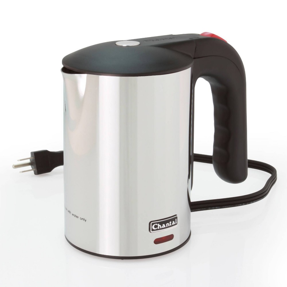 Image of Chantal Electric Kettle Colbie, Silver