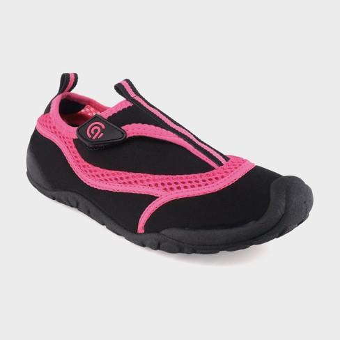7d4c356ddf5 Girls  Flora Watershoes - C9 Champion® Black M   Target