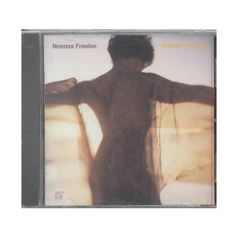 Nnenna Freelon - Maiden Voyage (CD) - image 1 of 1