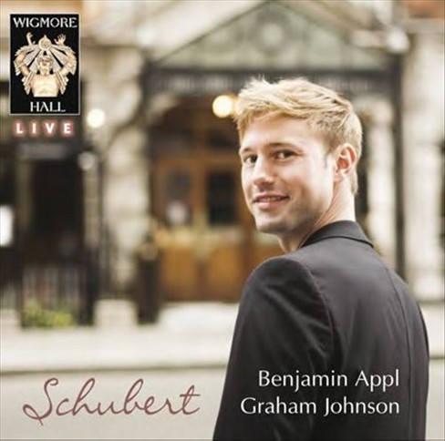 Benjamin appl - Schubert:Lieder (CD) - image 1 of 1