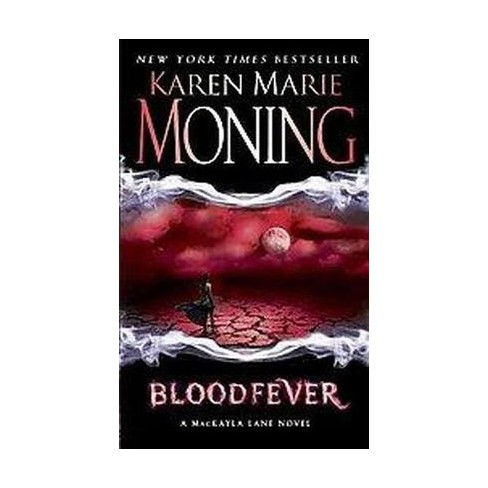 Bloodfever ( A Mackayla Lane Novel) (Paperback) - image 1 of 1