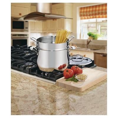 Cuisinart® Contour Stainless Steel 3 Piece Pasta Set - 44-22