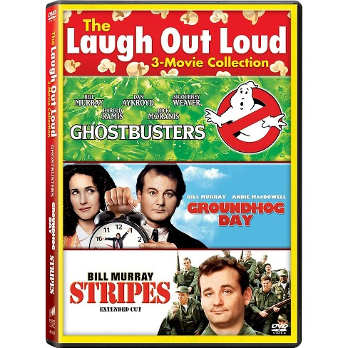 Ghostbusters/Groundhog Day/Stripes (DVD) - image 1 of 1