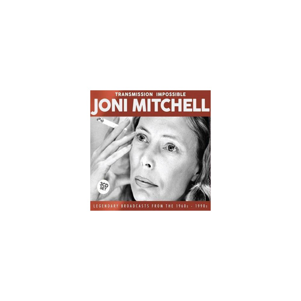 Joni Mitchell - Transmission Impossible (CD)