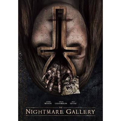 The Nightmare Gallery (DVD)(2019)