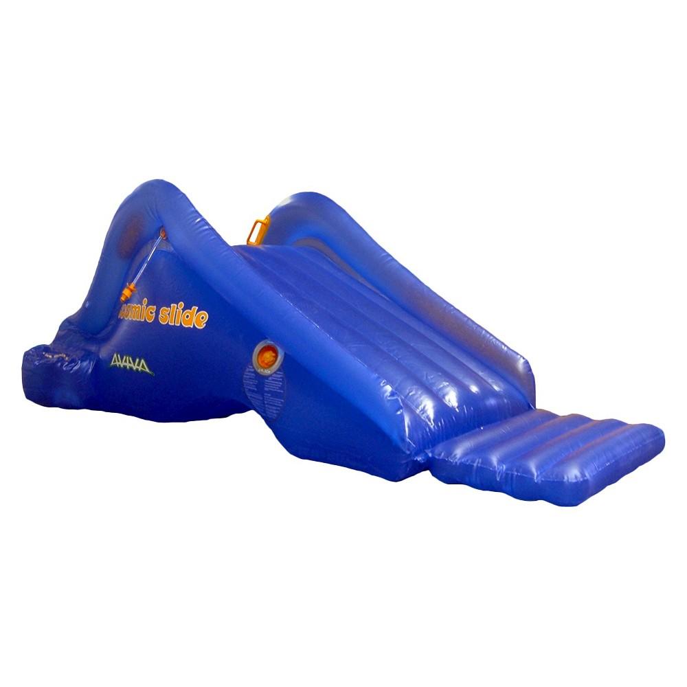 Aviva Cosmic Slide Pool Slide