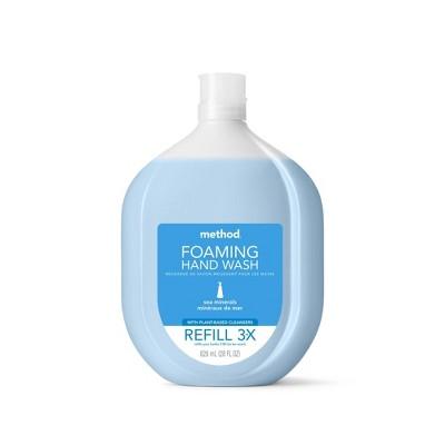 Method Foaming Hand Soap Refill - Sea Minerals - 28 fl oz
