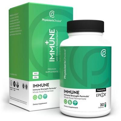 Physician's Choice Immune Strength Capsules - 30ct