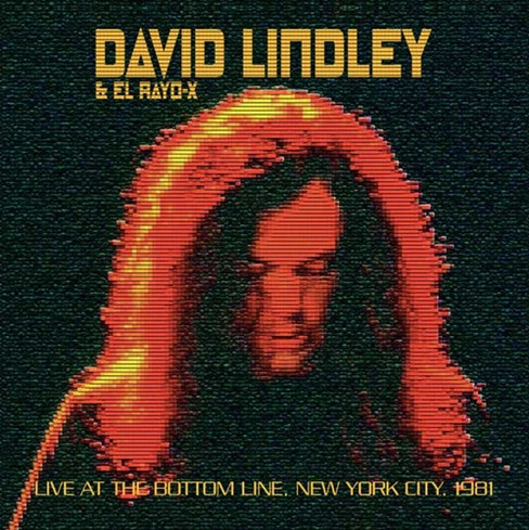 David lindley - Live at the bottom line new york city (CD) - image 1 of 1