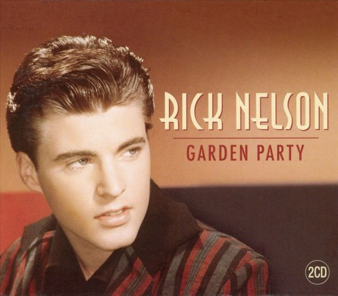 Rick nelson - Garden party (CD) - image 1 of 1