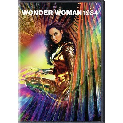 Wonder Woman 1984 (Special Edition) (DVD)