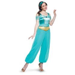 9d5d1b821 $41.49 - $44.99. Women's Aladdin Disney Princess Jasmine Deluxe ...