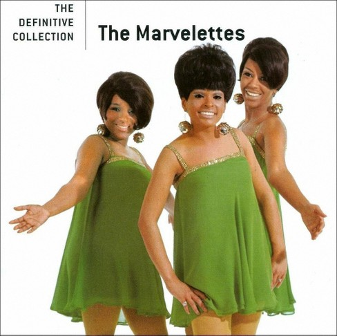 Marvelettes - Definitive collection (CD) - image 1 of 1