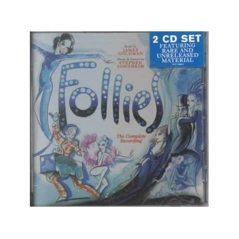 Follies - Complete Recordings (CD) - image 1 of 1