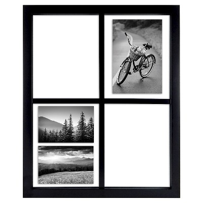 Windowpane Collage Black Frame, Holds 5 x7 & Smaller - Room Essentials™